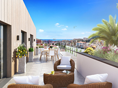 VAL D'OR New DEVELOPMENT Menton