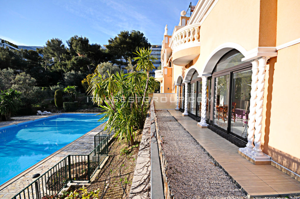Cap Martin LUXUEUX 4 PIECES 130 m2 - Parking sous sol, cave 2/12