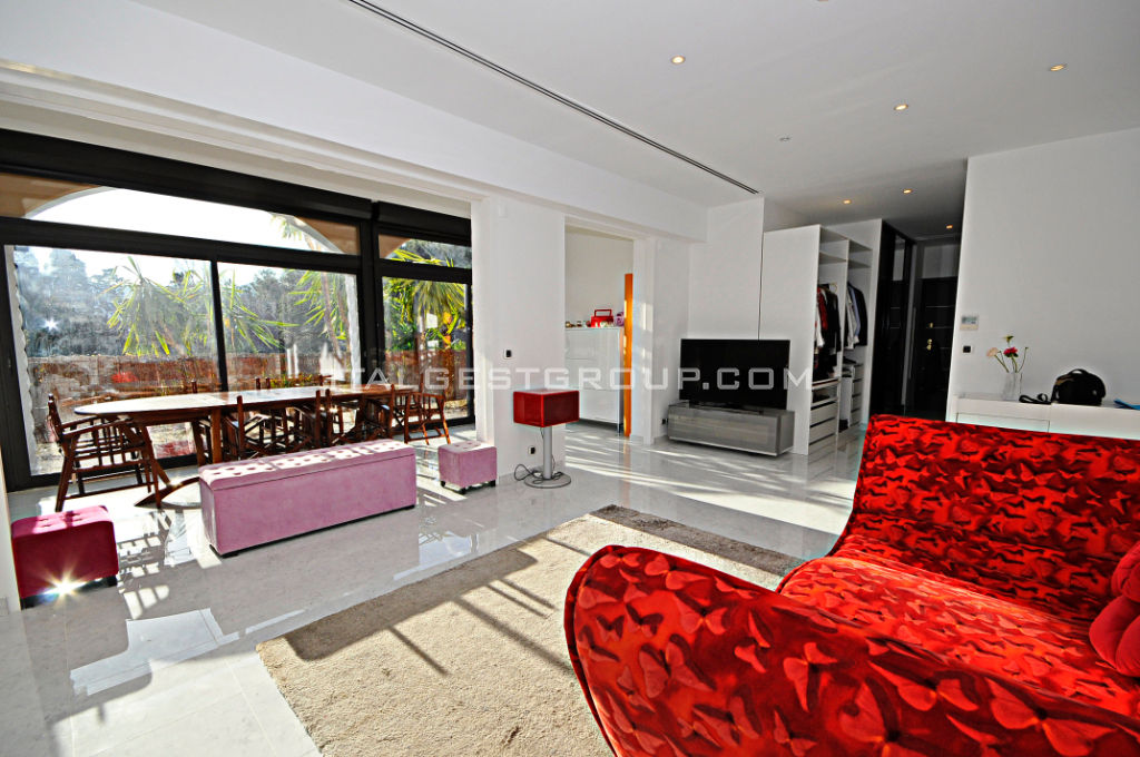 Cap Martin LUXUEUX 4 PIECES 130 m2 - Parking sous sol, cave 4/12